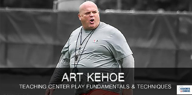 Teaching Center Play Fundamentals and Techniques