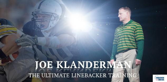 The Ultimate Linebacker Training