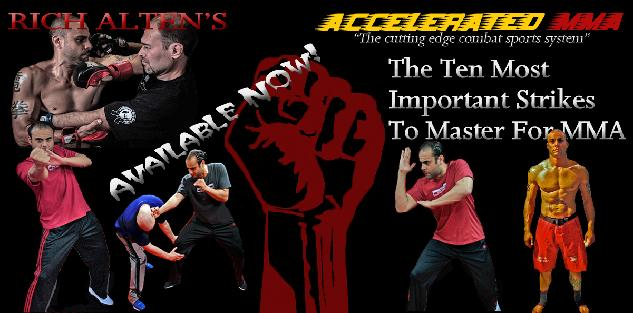 The Ten Important Strikes to Master for MMA