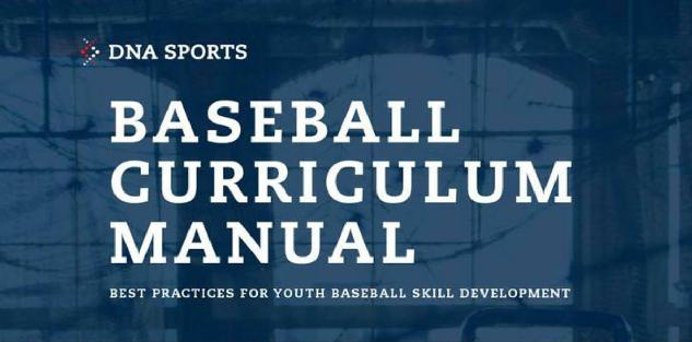 Baseball Curriculum Manual