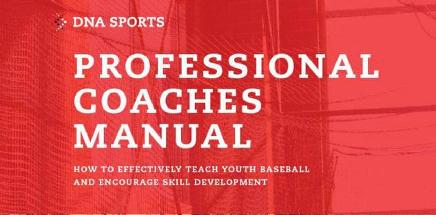 Professional Coaches Manual
