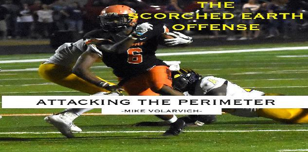 The Scorched Earth Offense: Attacking the Perimeter