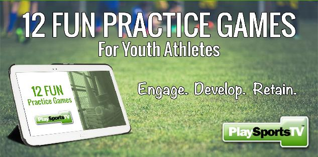 12 Fun Practice Games For Youth Athletes