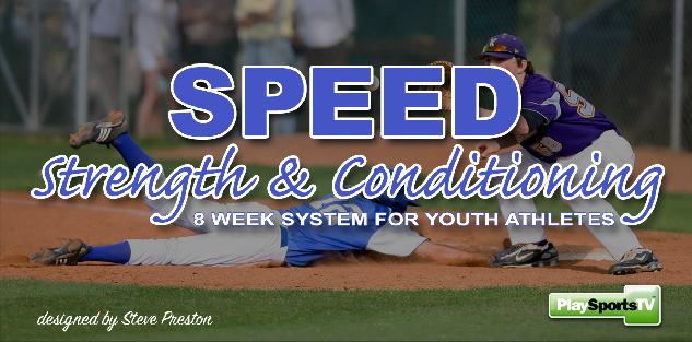 F.A.S.T. Speed & Conditioning Training System for Youth Athletes