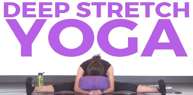 Deep Stretch Yoga