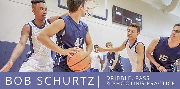 Dribble, Pass & Shooting Practice