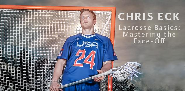Lacrosse Basics: Mastering the Face-Off