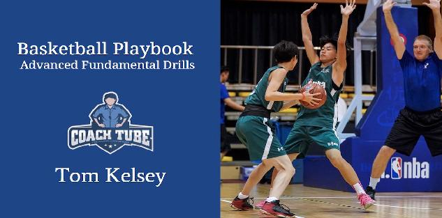 Basketball Playbook-Advanced Fundamental Drills