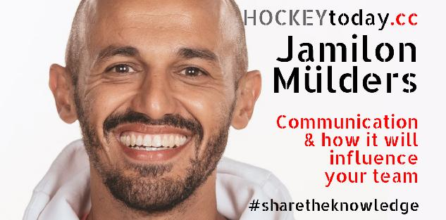 HOCKEYtoday.cc : Jamilon Muelders (GER / CHN) on communication & how it will influence your team