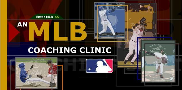 An MLB Coaching Clinic
