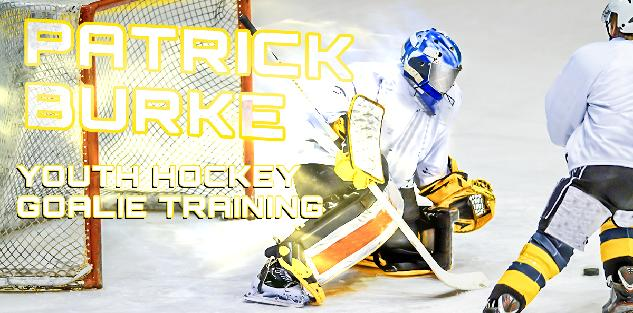 Youth Hockey Goalie Training