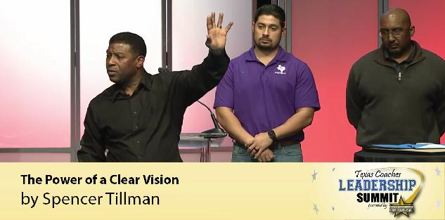 Spencer Tillman | The Power of a Clear Vision