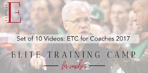 Climbing the Coaching Ladder: Elite Training Camp