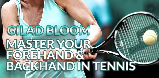 Master Your Forehand & Backhand in Tennis