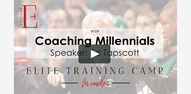 Coaching Millennials