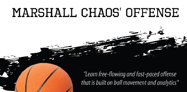 Marshall Chaos' Offense - Dan D'Antoni Playbook
