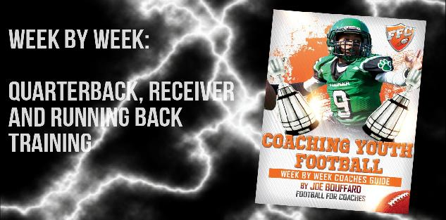 Coaching Youth Football: Week by Week Coaches Guide