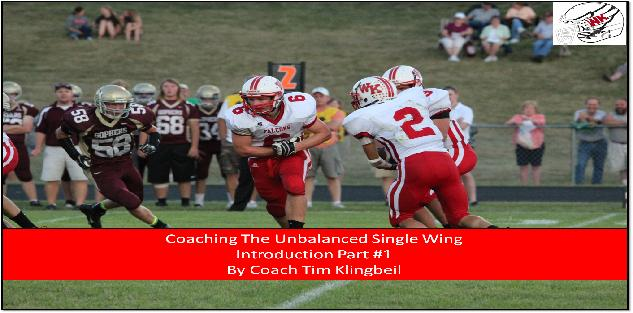 The Unbalanced Single Wing Offense - Part 1