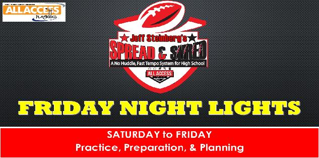 Friday Night Lights - Practice, Preparation, and Planning to Build a Year Round Program