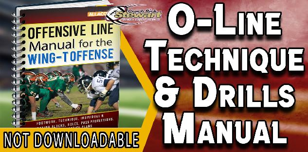 O-Line Technique & Drill Manual
