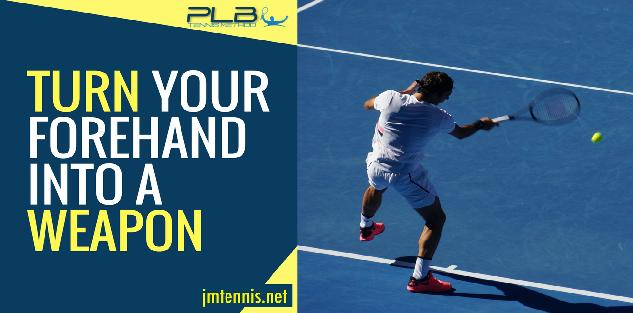 Turn Your Forehand Into A Weapon:Unlock Pros Biomechanics