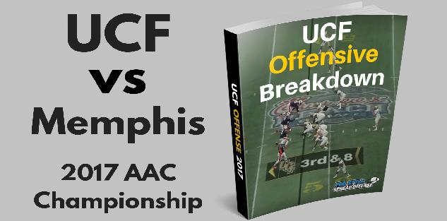 UCF Offensive Breakdown (AAC Championship Game)