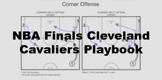 NBA Finals Cleveland Cavaliers Playbook