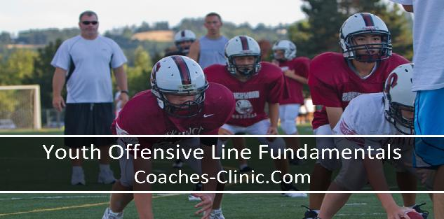Youth Offensive Line Fundamentals