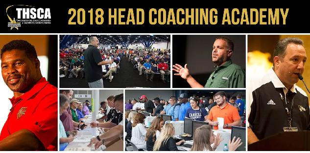2018 Head Coaching Academy