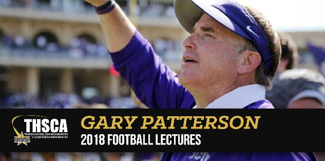 Gary Patterson | How to Plan for Your Program to be Successful