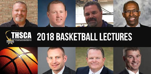2018 Coaching School Basketball Lectures