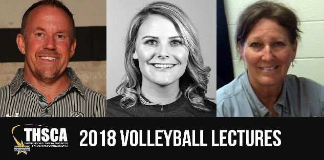 2018 Coaching School Volleyball Lectures