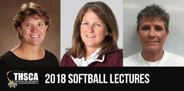 2018 Coaching School Softball Lectures