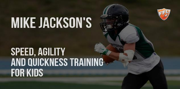 Speed, Agility and Quickness Training for Kids