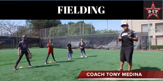 Medina Softball Clinics - Fielding