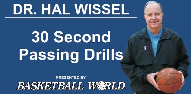 Basketball Workouts: 30 Second Passing Drills
