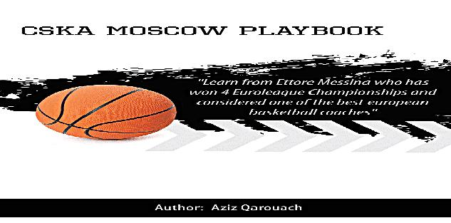 Ettore Messina Playbook: The CSKA Moscow Playbook