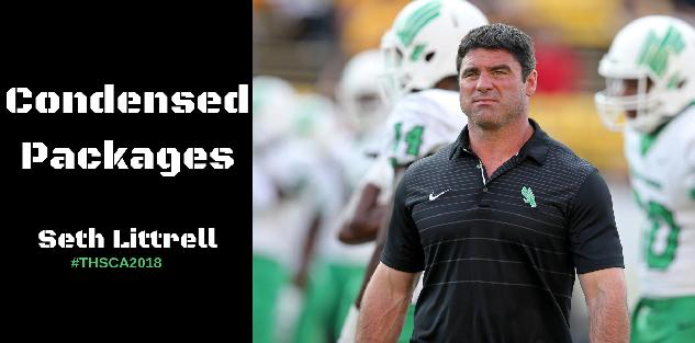 Seth Littrell - Condensed Packages