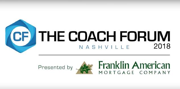 The Coach Forum 2018
