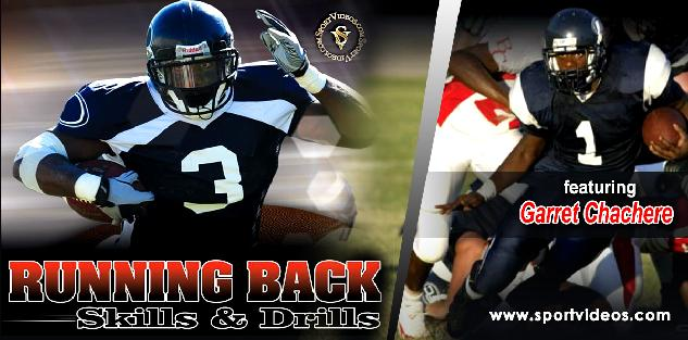 Running Back Skills and Drills featuring Coach Garet Chachere