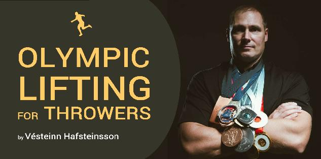 """How to Become an Olympic Champion"" - Olympic Lifting for Throwers"