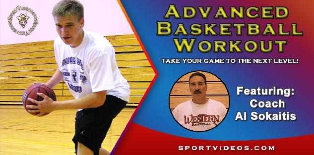 Advanced Basketball Workout featuring Coach Al Sokaitis