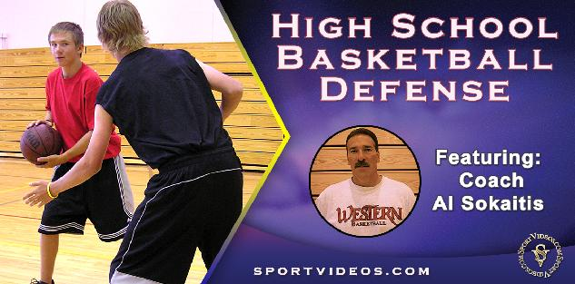 High School Basketball Defense featuring Coach Al Sokaitis