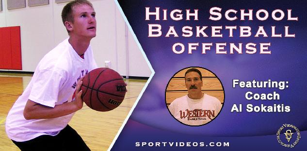High School Basketball Offense featuring Coach Al Sokaitis