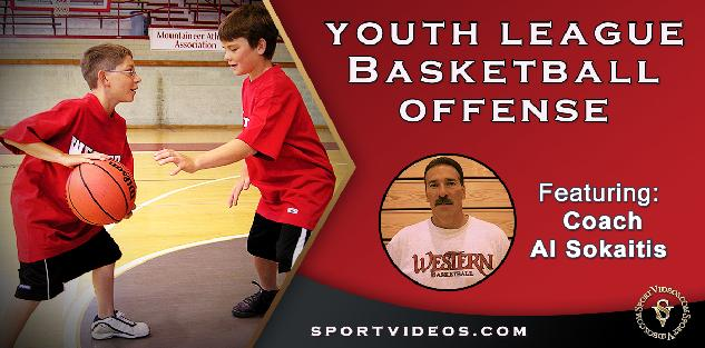 Youth League Basketball Offense featuring Coach Al Sokaitis