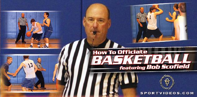 How to Officiate Basketball featuring Bob Scofield