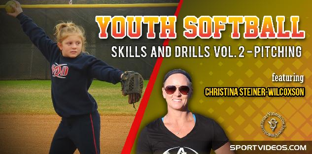 Youth League Softball Skills and Drills Vol. 2 - Pitching featuring Coach Christina Steiner-Wilcoxson