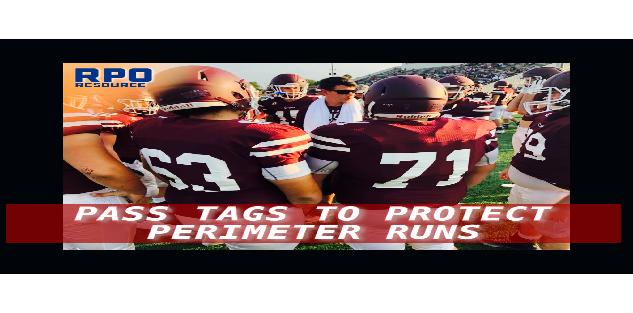 Pass Tags to Protect Perimeter Runs