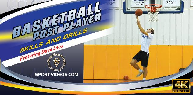 Basketball Post Player Skills and Drills featuring Coach Dave Loos