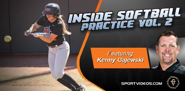 Inside Softball Practice Vol. 2 featuring Coach Kenny Gajewski
